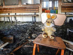 Van'da anaokuluna terör saldırısı