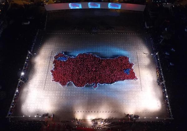 Cumhuriyet sevdalılarının 'Türkiye'si galerisi resim 1