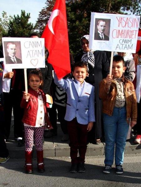 Yurtta Cumhuriyet coşkusu galerisi resim 29