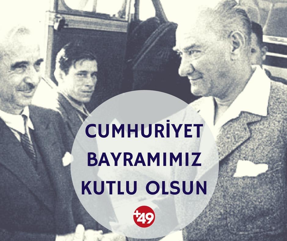 Yurtta Cumhuriyet coşkusu galerisi resim 49