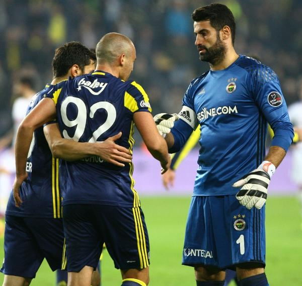 Fenerbahçe Kadıköy'de gol yağdırdı galerisi resim 12