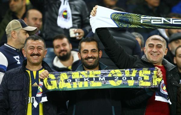 Fenerbahçe Kadıköy'de gol yağdırdı galerisi resim 2