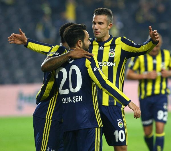 Fenerbahçe Kadıköy'de gol yağdırdı galerisi resim 8