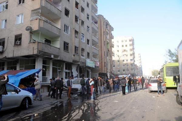 Diyarbakır'da patlama: 30 yaralı galerisi resim 8