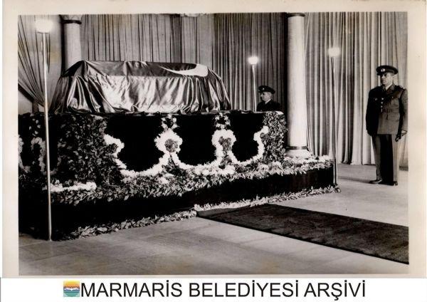 Ata'nın naaşının Anıtkabir'e nakil fotoğrafları galerisi resim 9