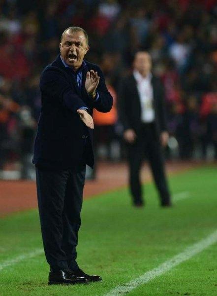 Türkiye-Kosova maçından kareler galerisi resim 20