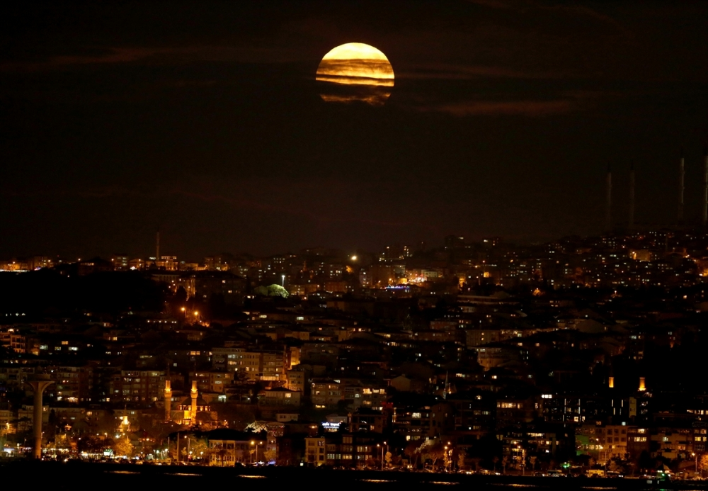 Süper Ay'dan süper kareler galerisi resim 29