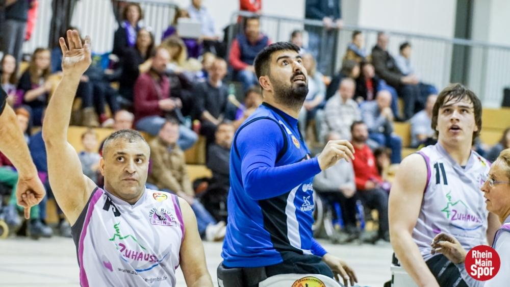 TSK Tekerlekli Sandalye Basketbol Takımı ezdi geçti galerisi resim 3