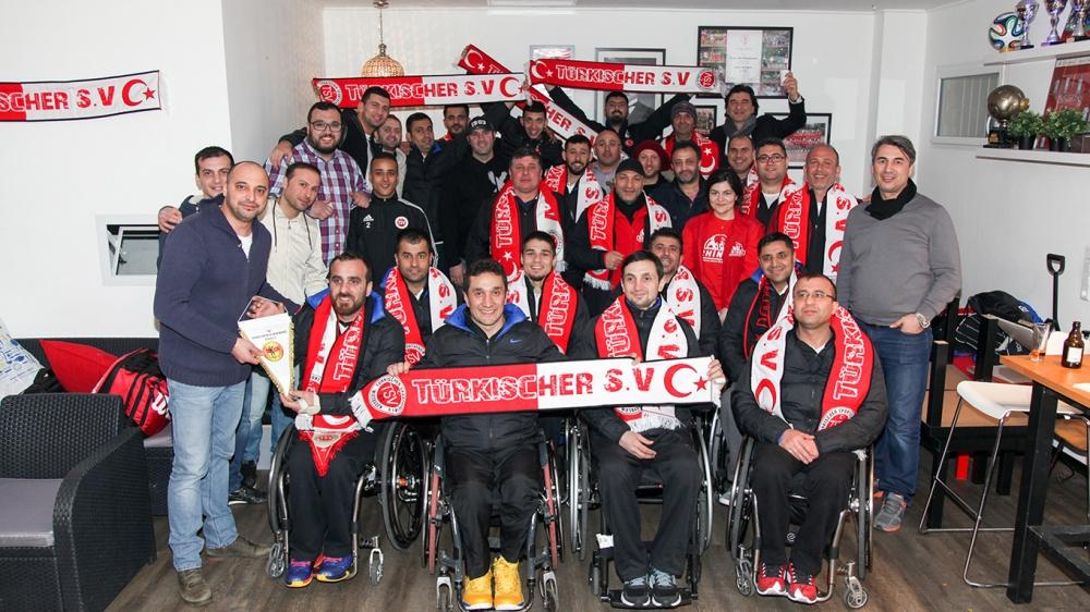 TSK Tekerlekli Sandalye Basketbol Takımı ezdi geçti galerisi resim 8