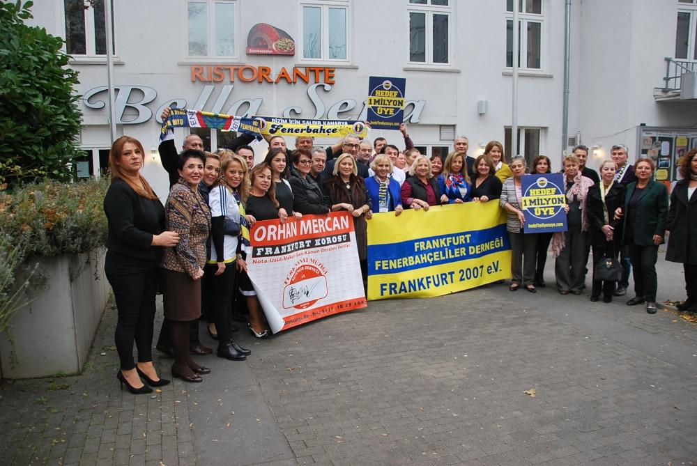 Frankfurtlu Fenerbahçeliler kahvaltıda buluştu galerisi resim 1