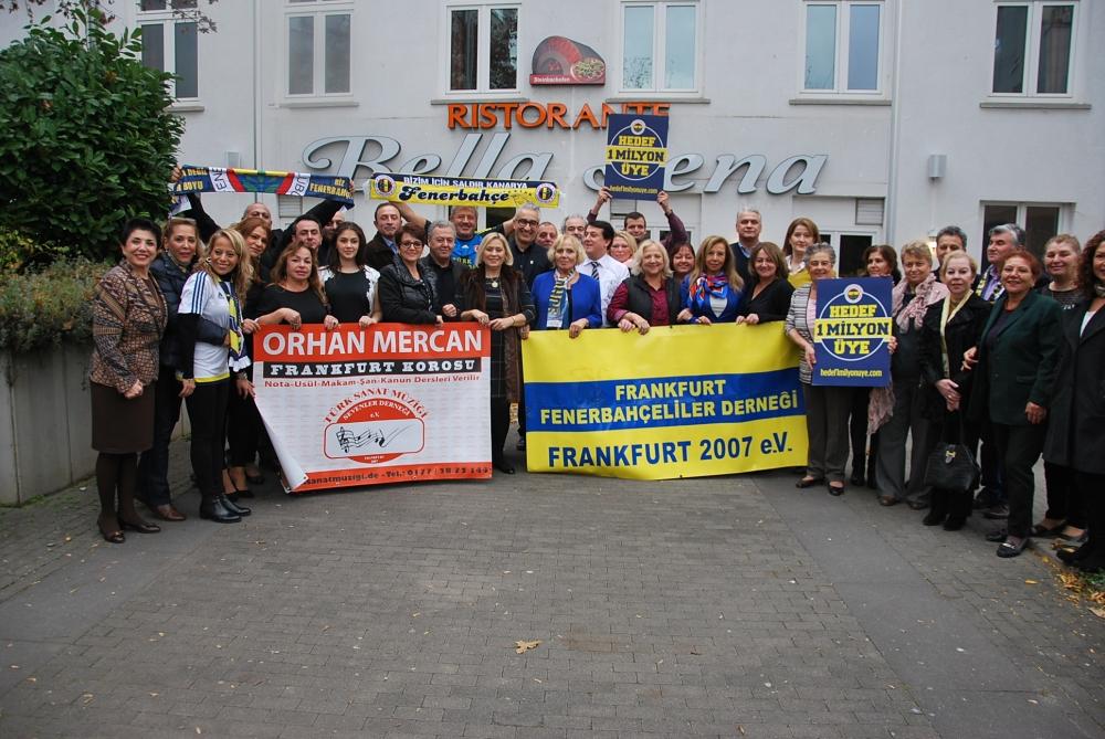 Frankfurtlu Fenerbahçeliler kahvaltıda buluştu galerisi resim 10