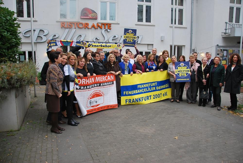 Frankfurtlu Fenerbahçeliler kahvaltıda buluştu galerisi resim 11