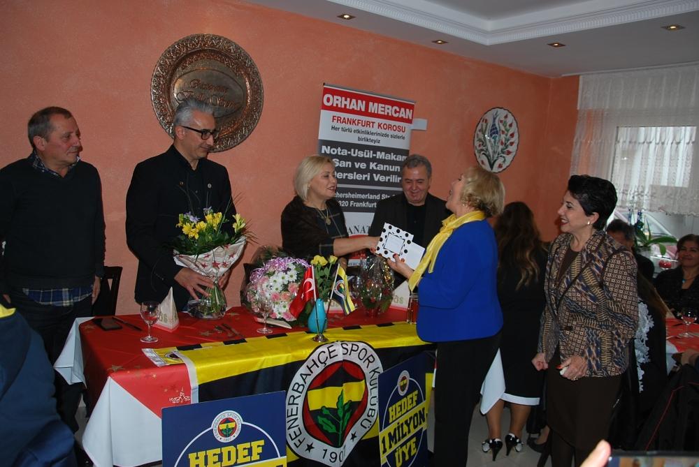 Frankfurtlu Fenerbahçeliler kahvaltıda buluştu galerisi resim 3