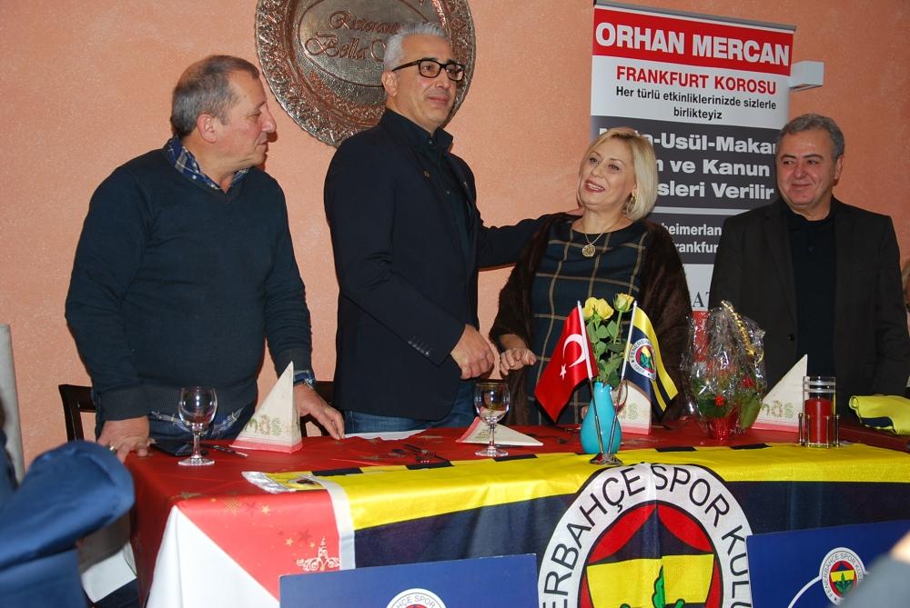 Frankfurtlu Fenerbahçeliler kahvaltıda buluştu galerisi resim 5