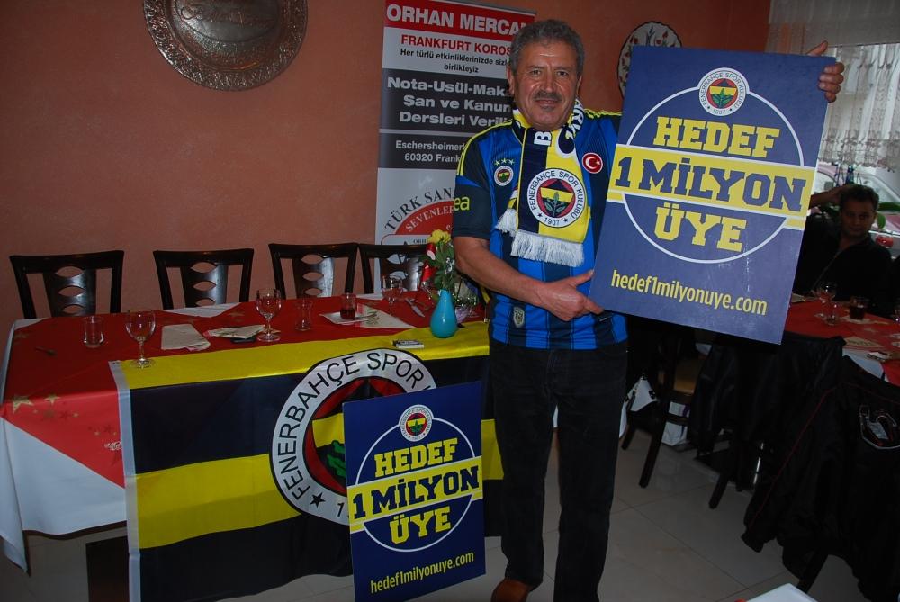 Frankfurtlu Fenerbahçeliler kahvaltıda buluştu galerisi resim 9