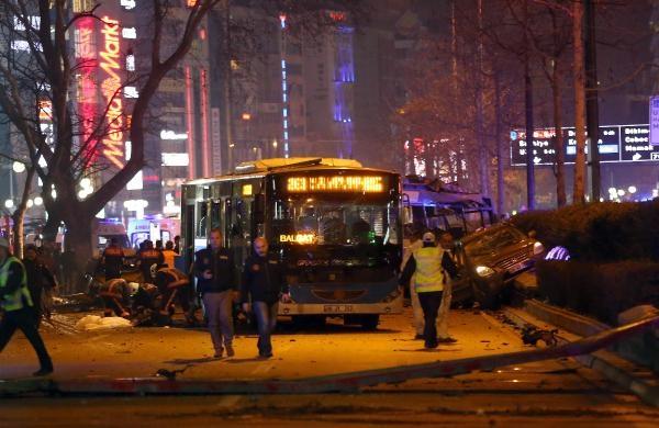 Ankara'daki kanlı saldırı galerisi resim 3