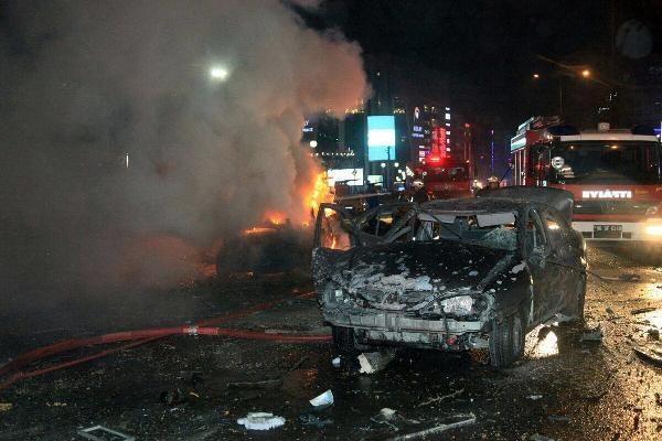 Ankara'daki kanlı saldırı galerisi resim 4