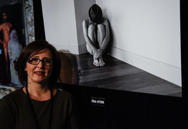 'kadıNgözÜyle' 'nü' sergisi açıldı galerisi resim 1