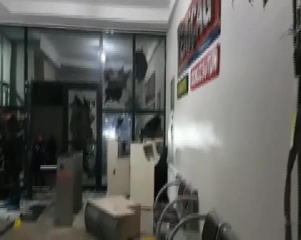 Yeniçağ gazetesine saldırı galerisi resim 2