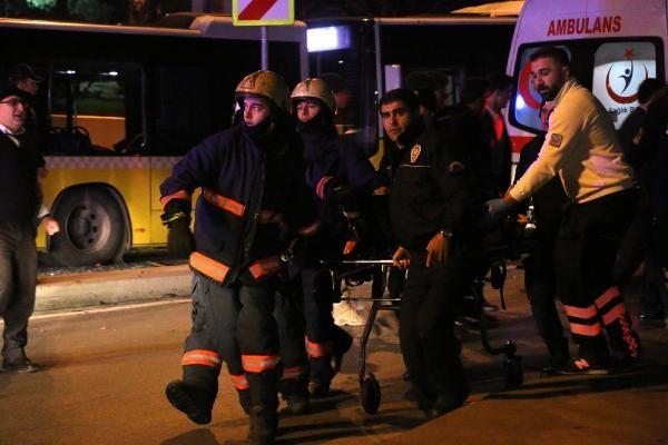İstanbul'daki patlamadan ilk kareler galerisi resim 7