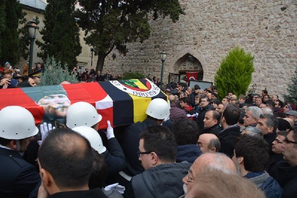 Berkay Akbaş, gözyaşlarıyla uğurlandı galerisi resim 6