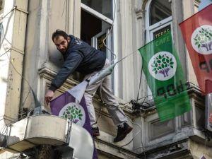 HDP Şişli binasına saldırı