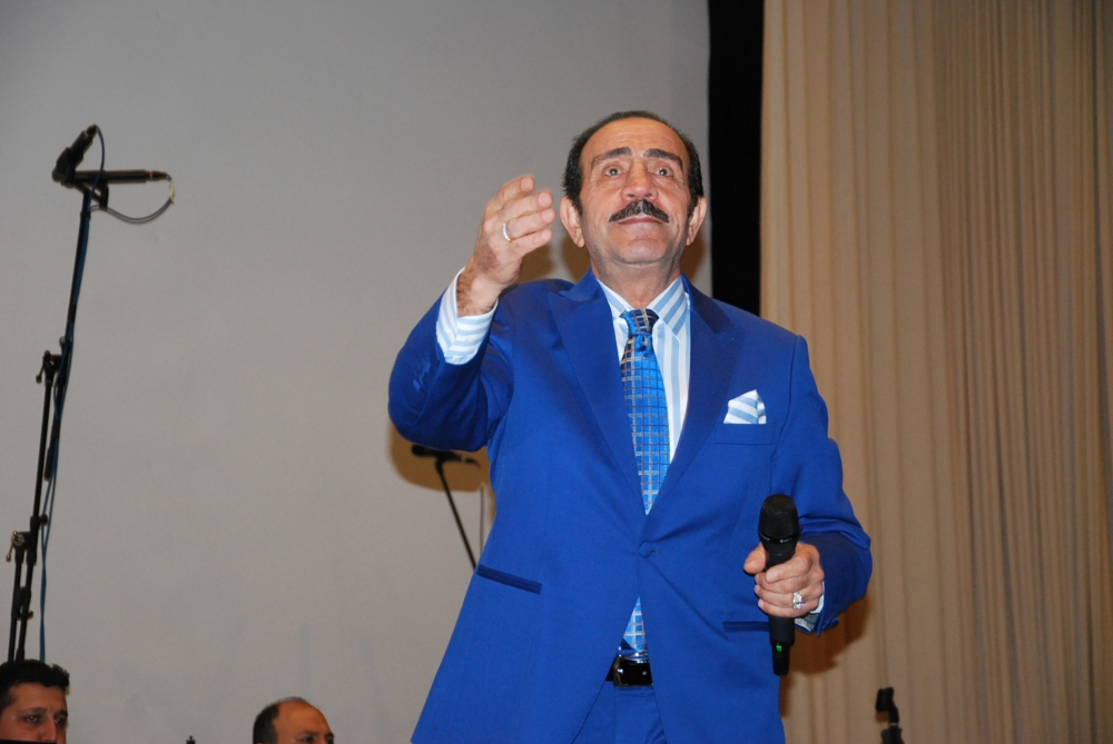 Mustafa Keser ve Ayşe Taş´tan muhteşem konser galerisi resim 2