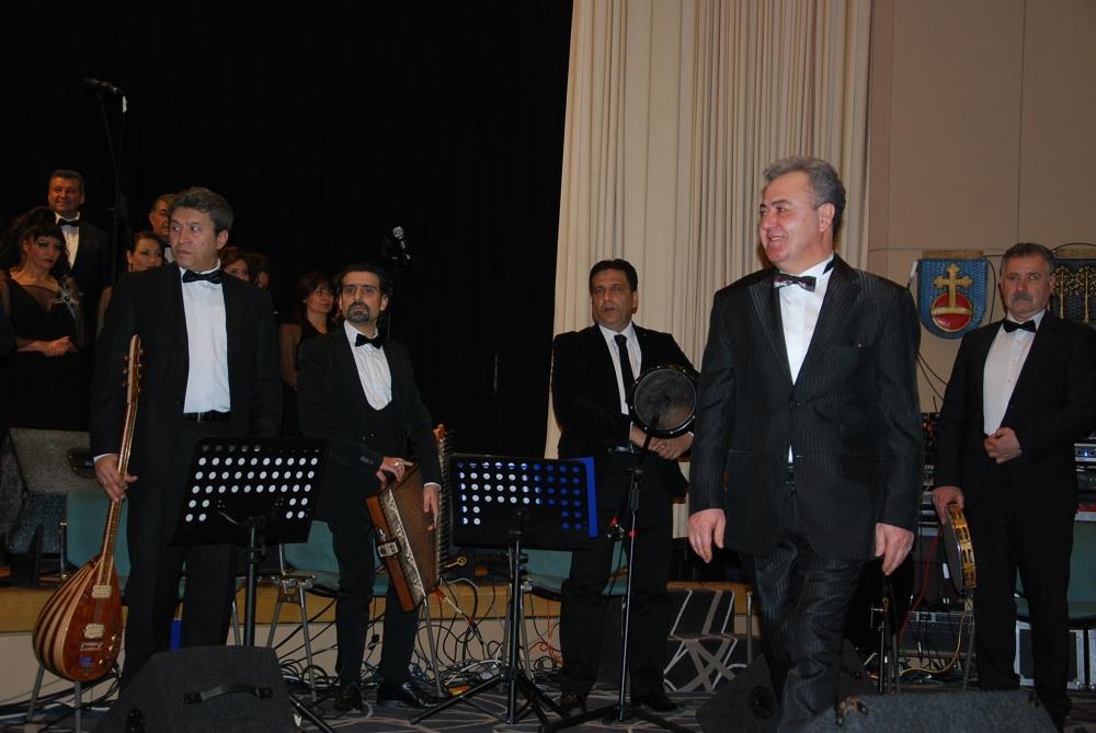 Mustafa Keser ve Ayşe Taş´tan muhteşem konser galerisi resim 4