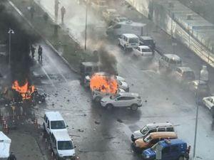 İzmir Adliyesi'nde terör saldırısı