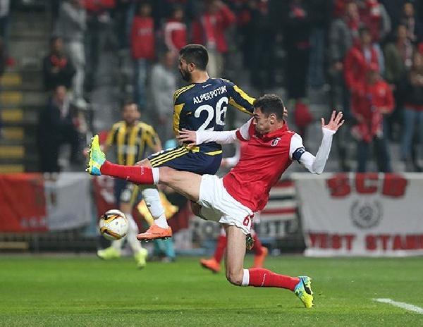 Braga-Fenerbahçe maçının ardından galerisi resim 1