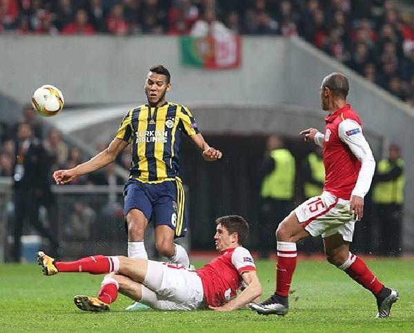 Braga-Fenerbahçe maçının ardından galerisi resim 6
