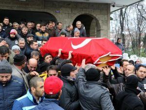 Almanya'da öldürülen iş adamı toprağa verildi