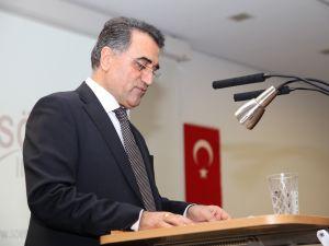 Mustafa Baklan'ın yeni yıl konuşması