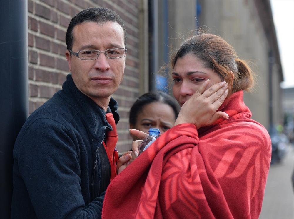 Belçika'da üçlü terör saldırısı galerisi resim 1