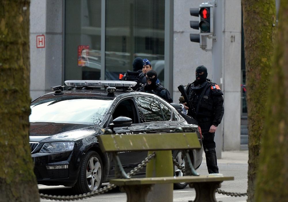 Belçika'da üçlü terör saldırısı galerisi resim 11