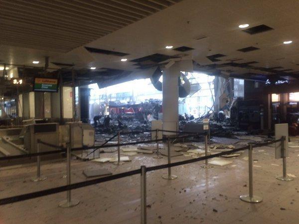 Belçika'da üçlü terör saldırısı galerisi resim 2