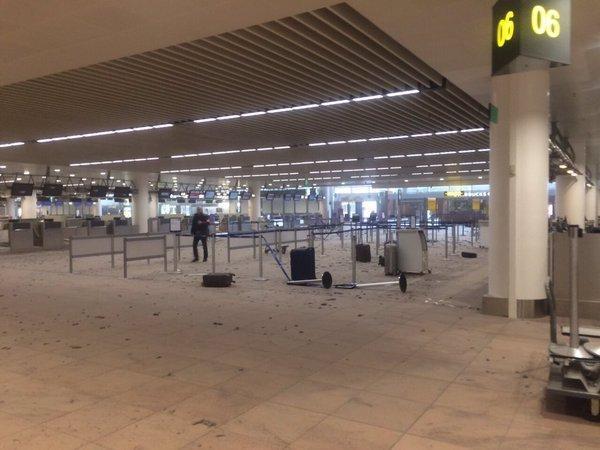 Belçika'da üçlü terör saldırısı galerisi resim 3