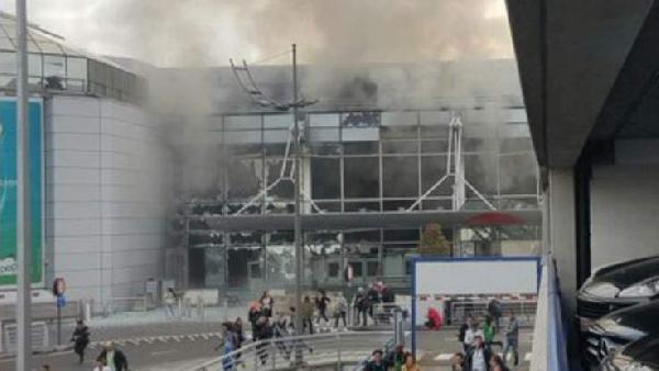 Belçika'da üçlü terör saldırısı galerisi resim 4