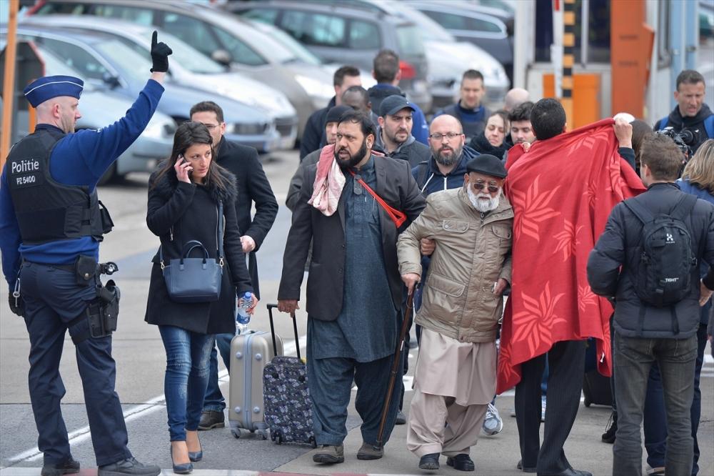 Belçika'da üçlü terör saldırısı galerisi resim 8