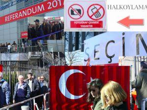 Avrupalı Türkler referandum kuyruğunda