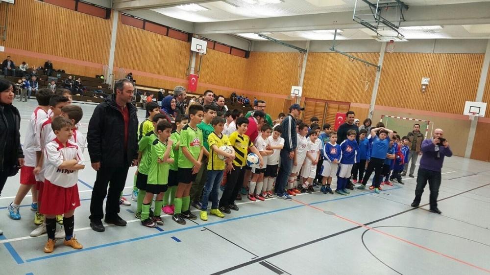 Baden TOAB Futbol Turnuvası galerisi resim 10