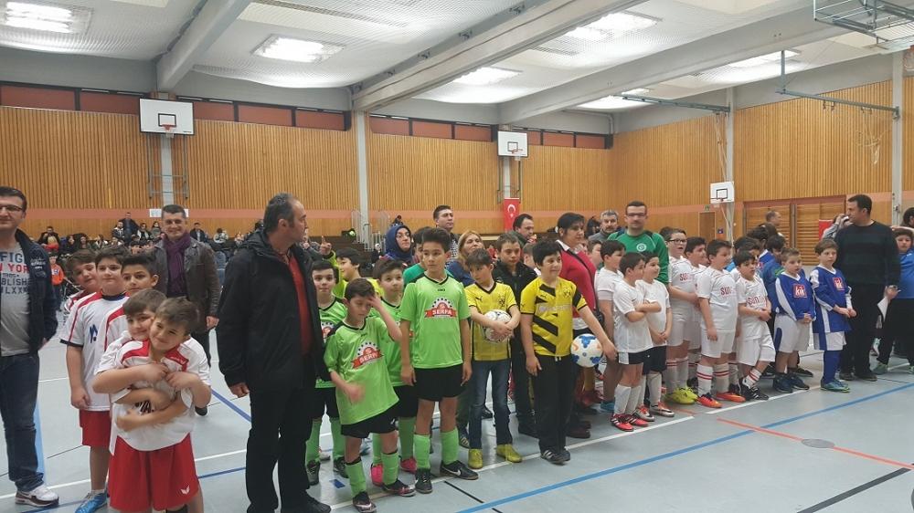 Baden TOAB Futbol Turnuvası galerisi resim 11