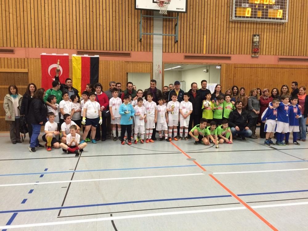 Baden TOAB Futbol Turnuvası galerisi resim 12