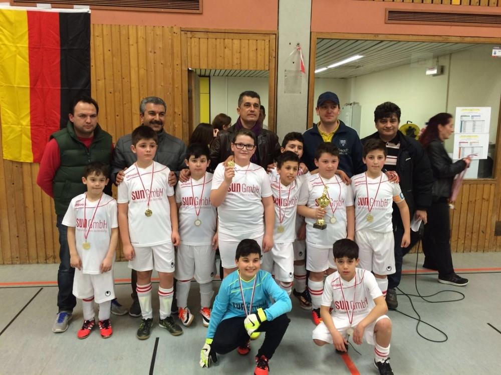 Baden TOAB Futbol Turnuvası galerisi resim 4
