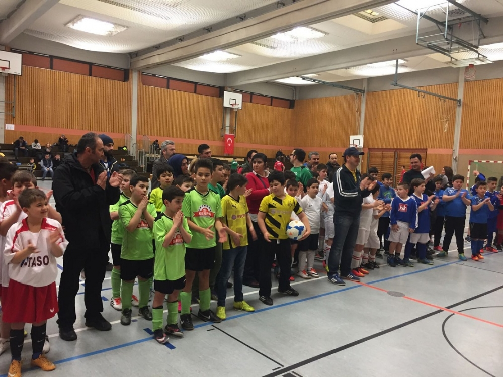 Baden TOAB Futbol Turnuvası galerisi resim 6