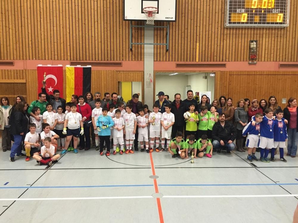Baden TOAB Futbol Turnuvası galerisi resim 7