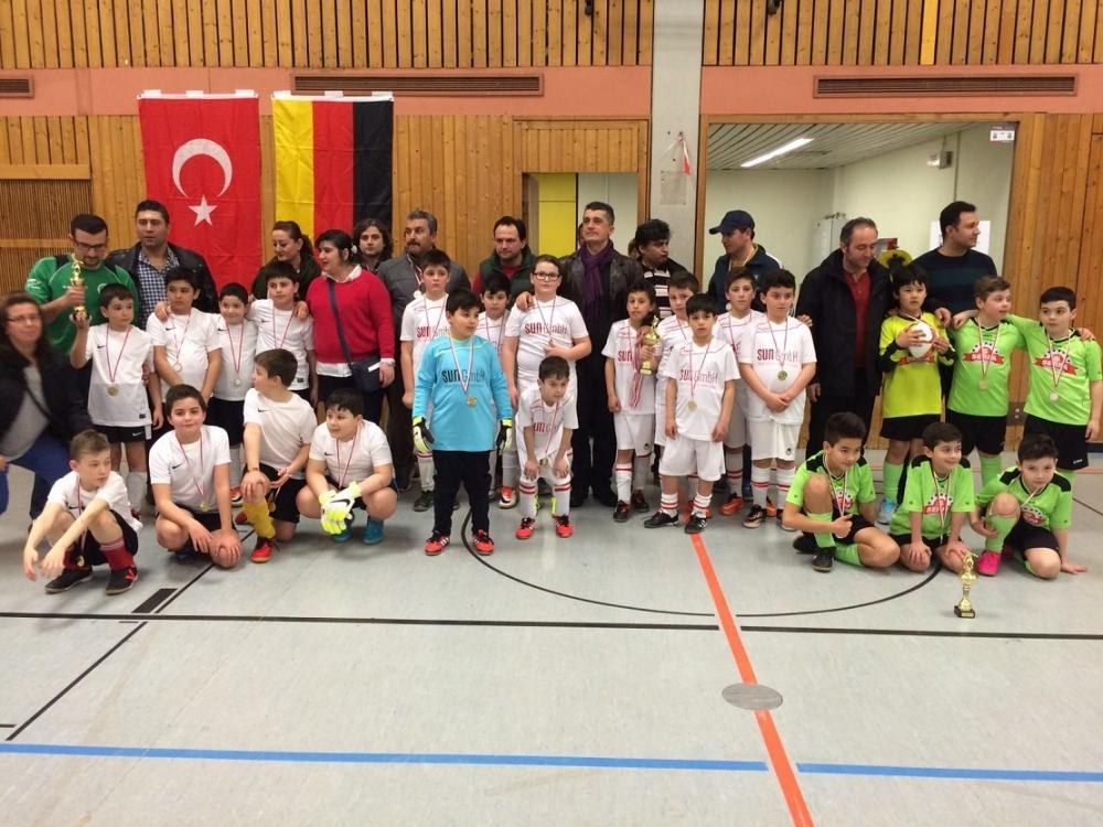 Baden TOAB Futbol Turnuvası galerisi resim 8