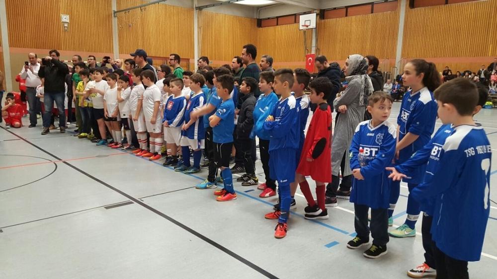 Baden TOAB Futbol Turnuvası galerisi resim 9