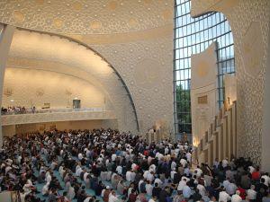 Köln'e Ramazan Bayramı