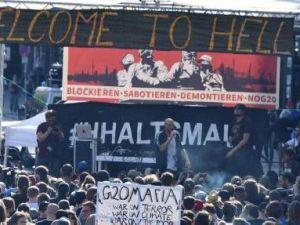 G20 öncesi protestolar başladı